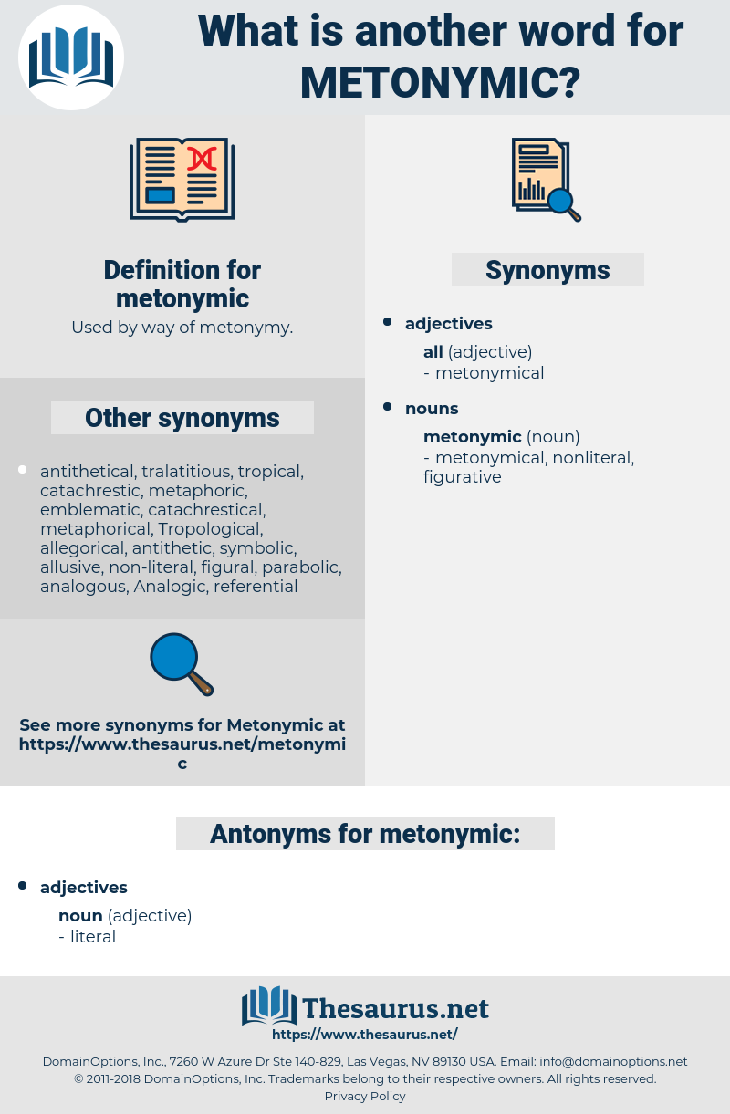 metonymic, synonym metonymic, another word for metonymic, words like metonymic, thesaurus metonymic