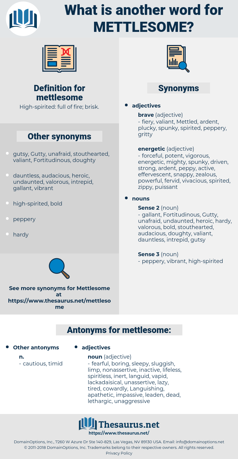 mettlesome, synonym mettlesome, another word for mettlesome, words like mettlesome, thesaurus mettlesome