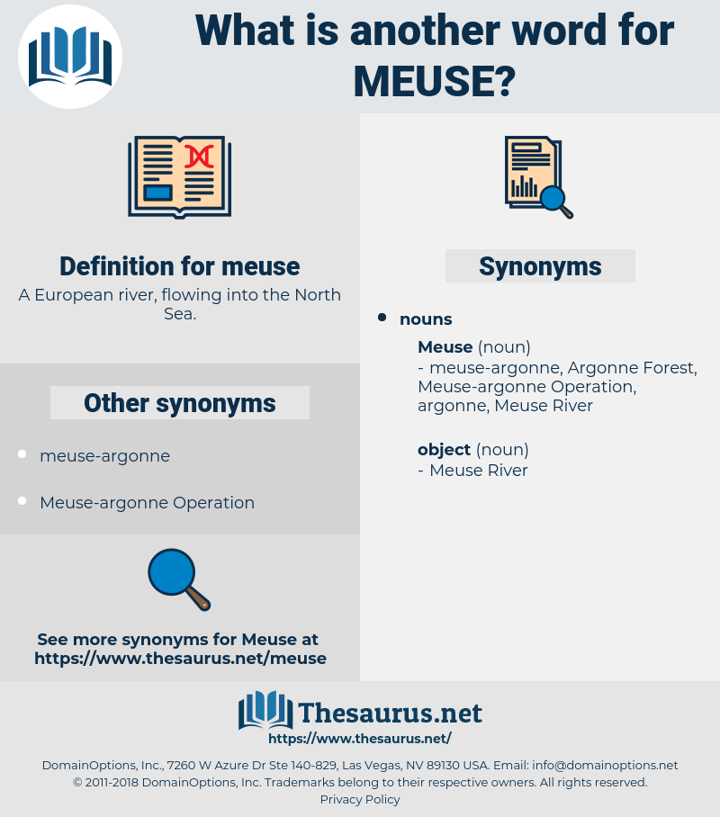 meuse, synonym meuse, another word for meuse, words like meuse, thesaurus meuse