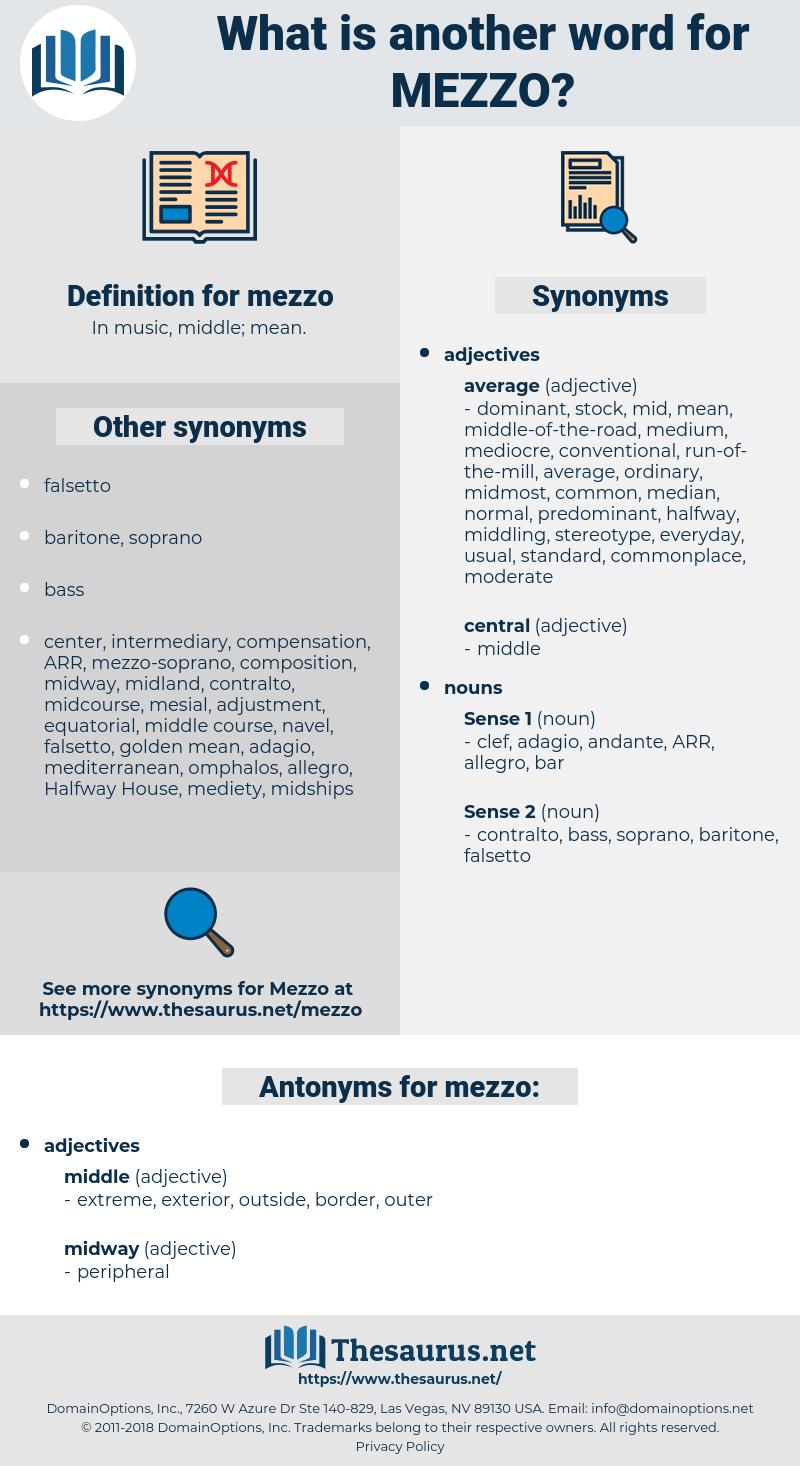 mezzo, synonym mezzo, another word for mezzo, words like mezzo, thesaurus mezzo
