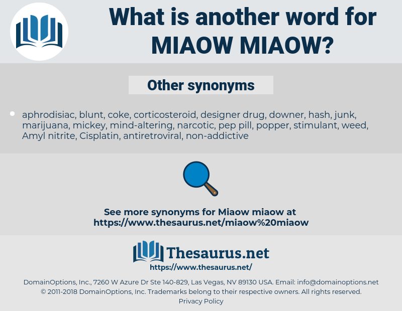 miaow miaow, synonym miaow miaow, another word for miaow miaow, words like miaow miaow, thesaurus miaow miaow