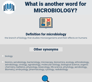 microbiology, synonym microbiology, another word for microbiology, words like microbiology, thesaurus microbiology