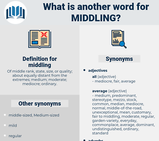 middling, synonym middling, another word for middling, words like middling, thesaurus middling