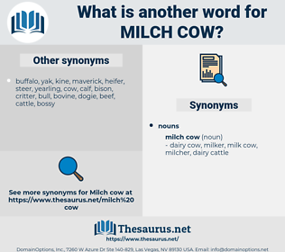 Milch Cow, synonym Milch Cow, another word for Milch Cow, words like Milch Cow, thesaurus Milch Cow