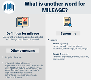 mileage, synonym mileage, another word for mileage, words like mileage, thesaurus mileage