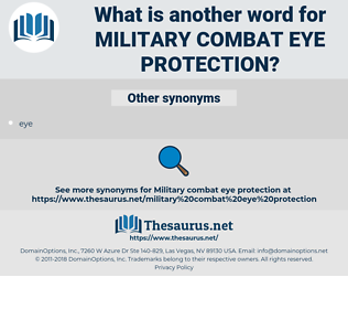 military combat eye protection, synonym military combat eye protection, another word for military combat eye protection, words like military combat eye protection, thesaurus military combat eye protection