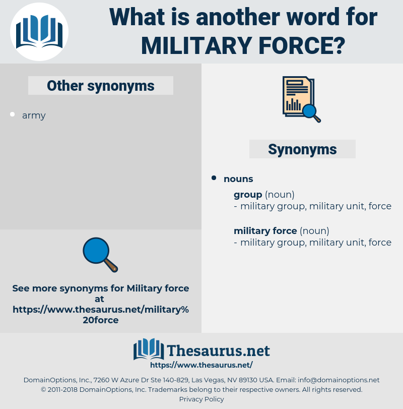 military force, synonym military force, another word for military force, words like military force, thesaurus military force