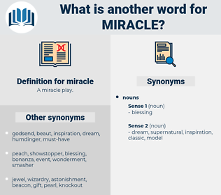 miracle, synonym miracle, another word for miracle, words like miracle, thesaurus miracle