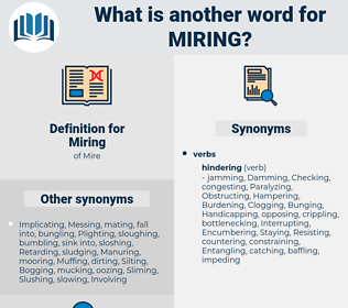 Miring, synonym Miring, another word for Miring, words like Miring, thesaurus Miring