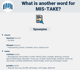 mis take, synonym mis take, another word for mis take, words like mis take, thesaurus mis take