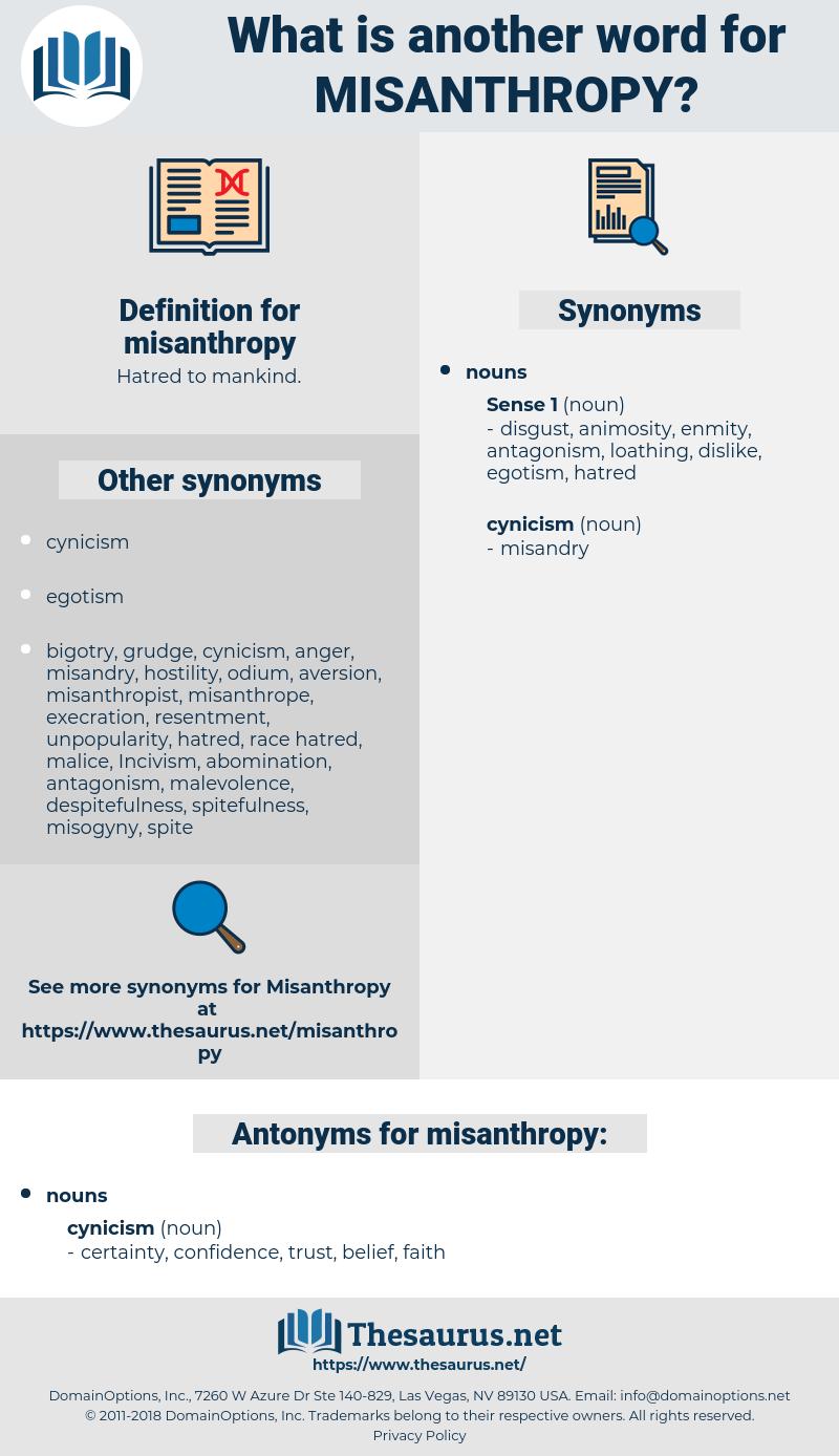 misanthropy, synonym misanthropy, another word for misanthropy, words like misanthropy, thesaurus misanthropy