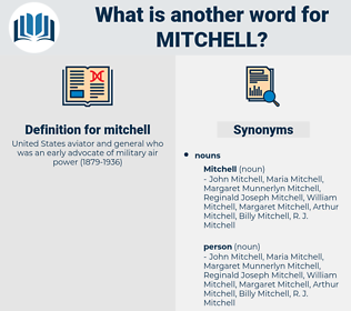 mitchell, synonym mitchell, another word for mitchell, words like mitchell, thesaurus mitchell