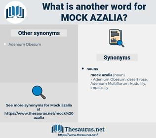 Mock Azalia, synonym Mock Azalia, another word for Mock Azalia, words like Mock Azalia, thesaurus Mock Azalia