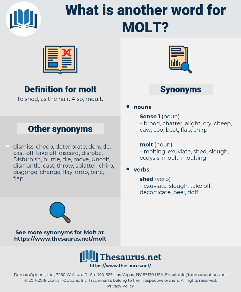 molt, synonym molt, another word for molt, words like molt, thesaurus molt