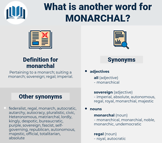 monarchal, synonym monarchal, another word for monarchal, words like monarchal, thesaurus monarchal