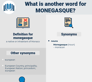 monegasque, synonym monegasque, another word for monegasque, words like monegasque, thesaurus monegasque