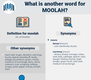 moolah, synonym moolah, another word for moolah, words like moolah, thesaurus moolah