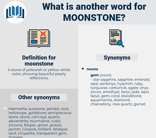 moonstone, synonym moonstone, another word for moonstone, words like moonstone, thesaurus moonstone