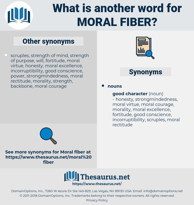 moral fiber, synonym moral fiber, another word for moral fiber, words like moral fiber, thesaurus moral fiber