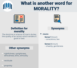 morality, synonym morality, another word for morality, words like morality, thesaurus morality