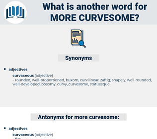 more curvesome, synonym more curvesome, another word for more curvesome, words like more curvesome, thesaurus more curvesome