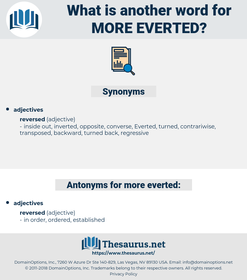 more everted, synonym more everted, another word for more everted, words like more everted, thesaurus more everted