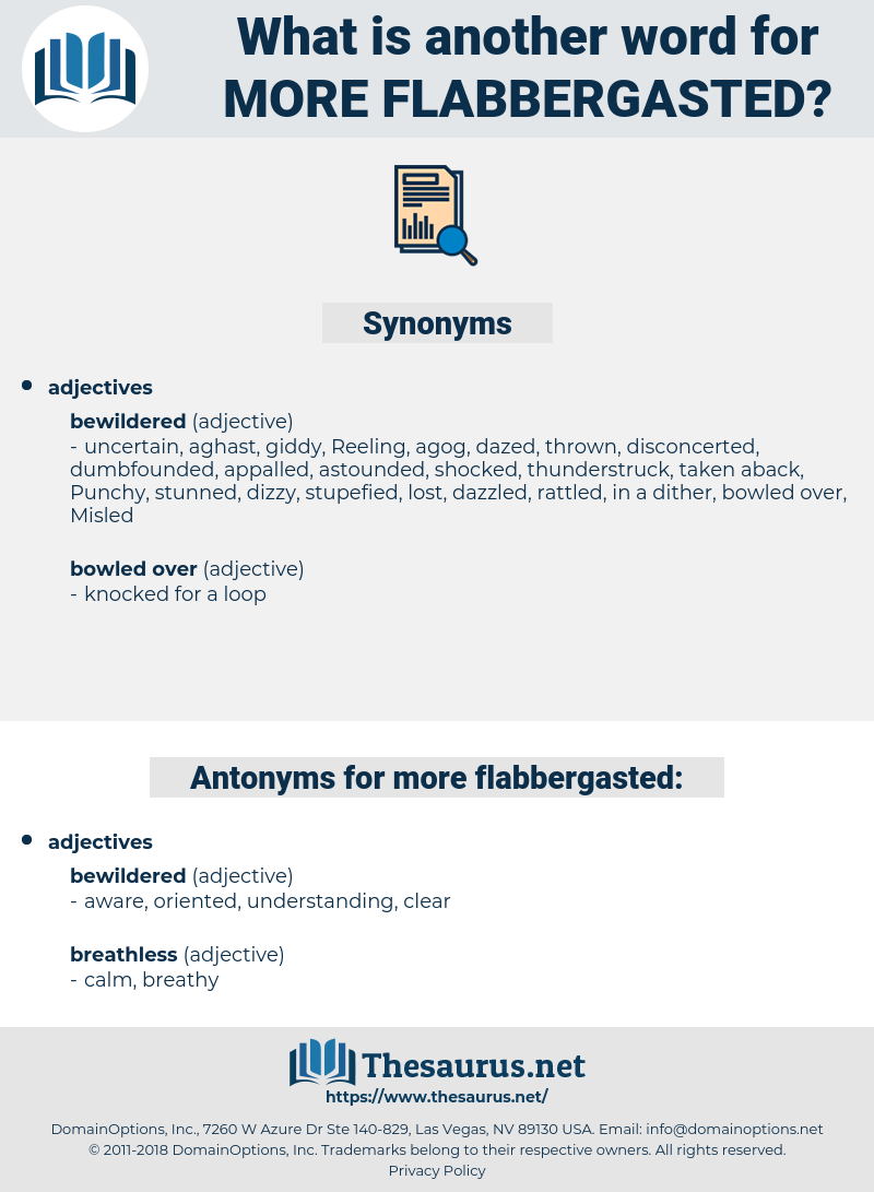 more flabbergasted, synonym more flabbergasted, another word for more flabbergasted, words like more flabbergasted, thesaurus more flabbergasted