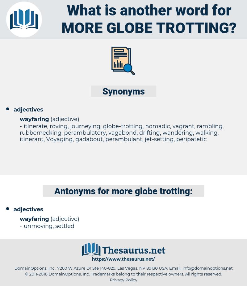 more globe-trotting, synonym more globe-trotting, another word for more globe-trotting, words like more globe-trotting, thesaurus more globe-trotting
