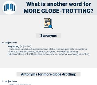 more globe trotting, synonym more globe trotting, another word for more globe trotting, words like more globe trotting, thesaurus more globe trotting