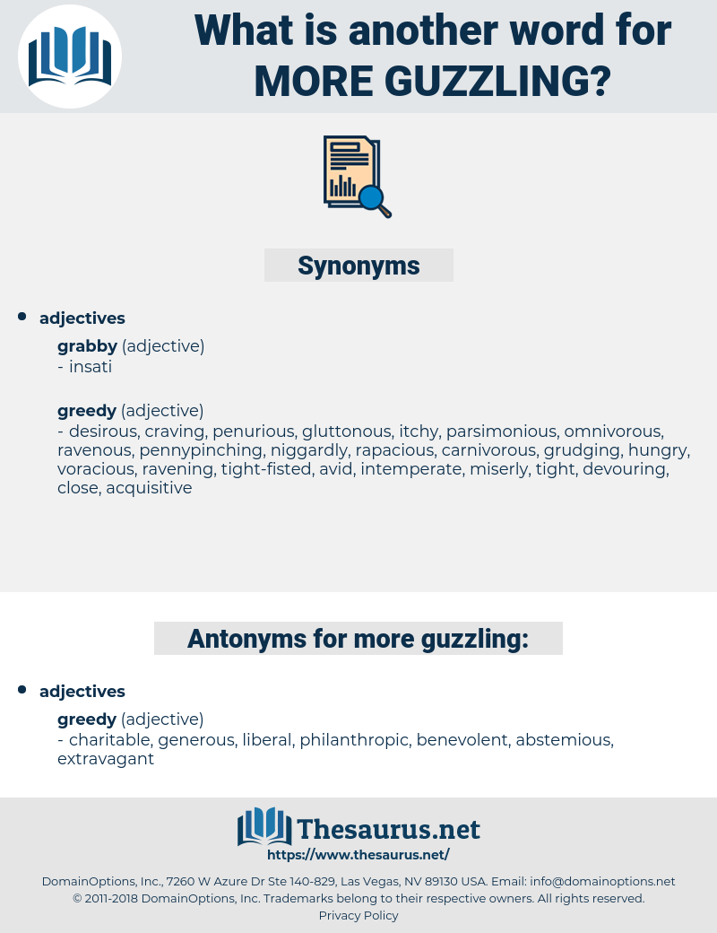 more guzzling, synonym more guzzling, another word for more guzzling, words like more guzzling, thesaurus more guzzling