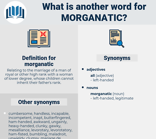 morganatic, synonym morganatic, another word for morganatic, words like morganatic, thesaurus morganatic