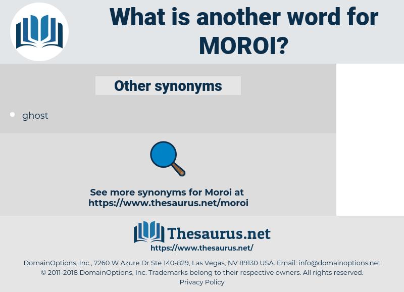 moroi, synonym moroi, another word for moroi, words like moroi, thesaurus moroi