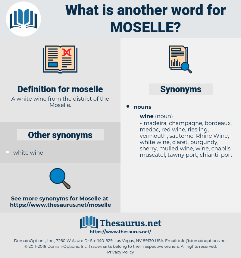 moselle, synonym moselle, another word for moselle, words like moselle, thesaurus moselle