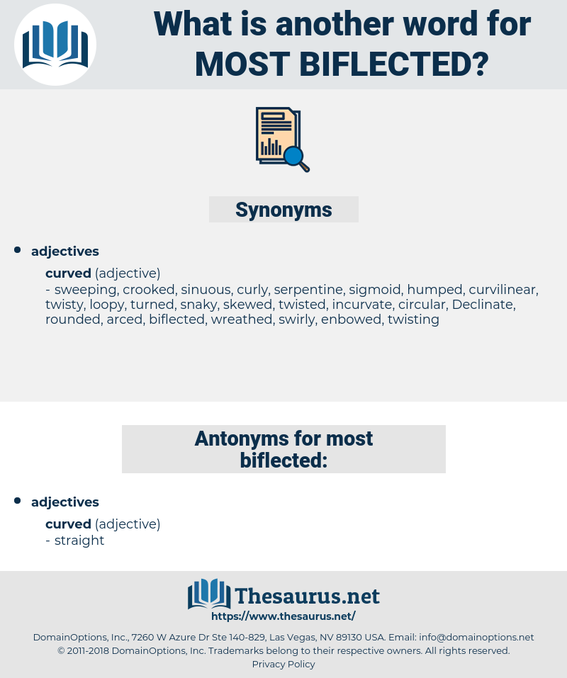 most biflected, synonym most biflected, another word for most biflected, words like most biflected, thesaurus most biflected