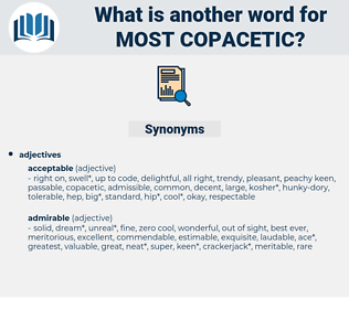 most copacetic, synonym most copacetic, another word for most copacetic, words like most copacetic, thesaurus most copacetic