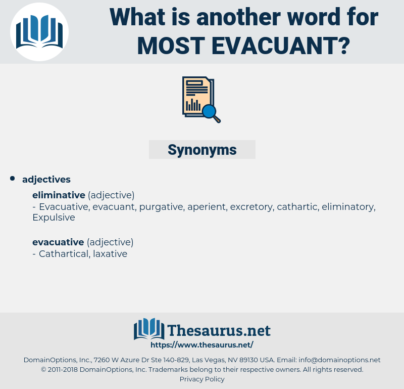 most evacuant, synonym most evacuant, another word for most evacuant, words like most evacuant, thesaurus most evacuant