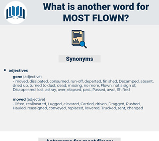 most flown, synonym most flown, another word for most flown, words like most flown, thesaurus most flown