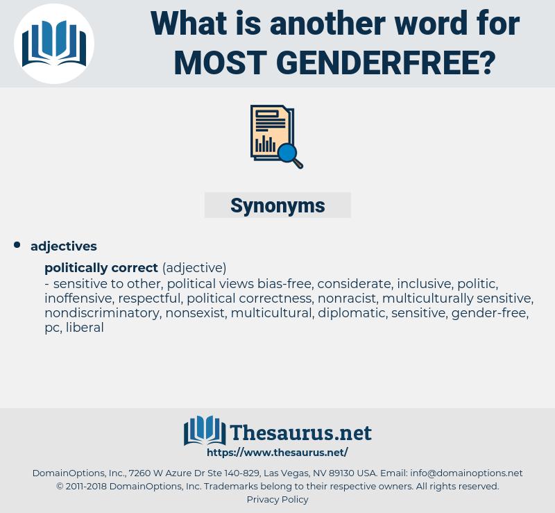 most genderfree, synonym most genderfree, another word for most genderfree, words like most genderfree, thesaurus most genderfree