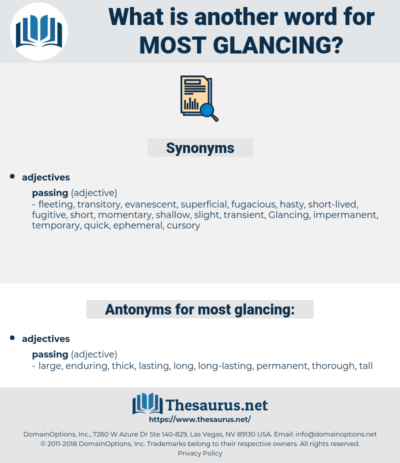 most glancing, synonym most glancing, another word for most glancing, words like most glancing, thesaurus most glancing