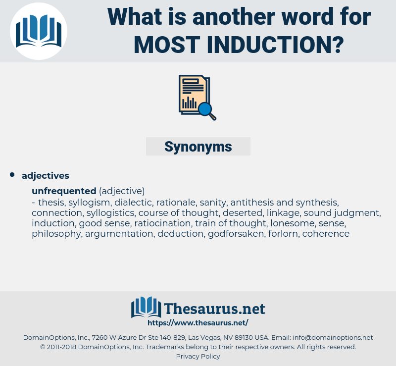 most induction, synonym most induction, another word for most induction, words like most induction, thesaurus most induction