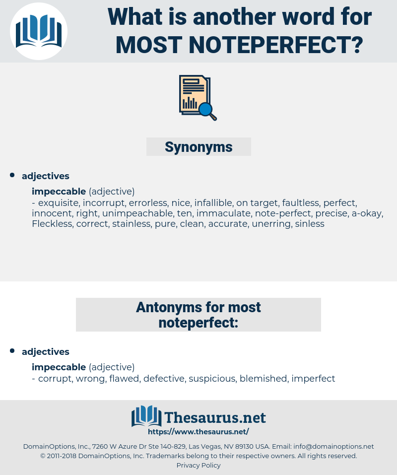 most noteperfect, synonym most noteperfect, another word for most noteperfect, words like most noteperfect, thesaurus most noteperfect