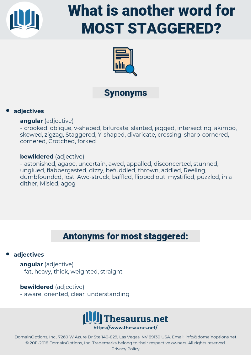 most staggered, synonym most staggered, another word for most staggered, words like most staggered, thesaurus most staggered
