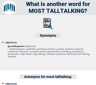 most talltalking, synonym most talltalking, another word for most talltalking, words like most talltalking, thesaurus most talltalking