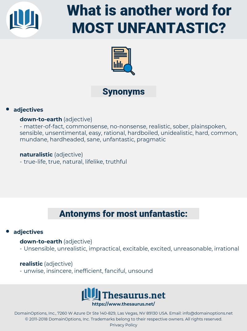 most unfantastic, synonym most unfantastic, another word for most unfantastic, words like most unfantastic, thesaurus most unfantastic