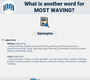 most waving, synonym most waving, another word for most waving, words like most waving, thesaurus most waving
