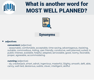 most well-planned, synonym most well-planned, another word for most well-planned, words like most well-planned, thesaurus most well-planned