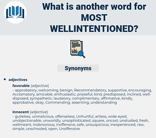 most wellintentioned, synonym most wellintentioned, another word for most wellintentioned, words like most wellintentioned, thesaurus most wellintentioned