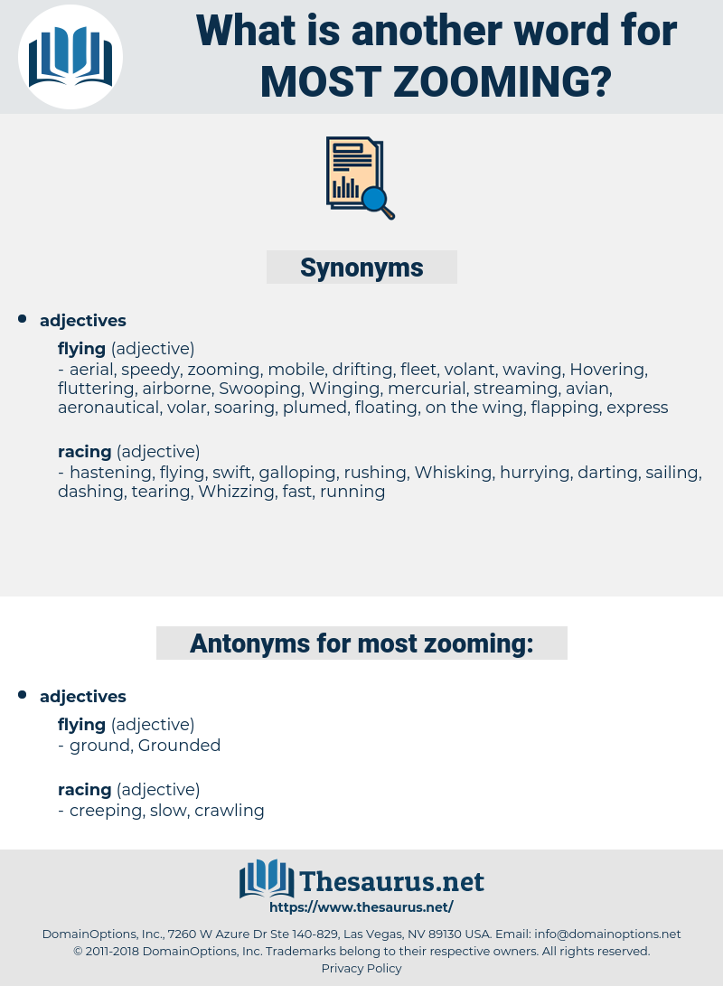 most zooming, synonym most zooming, another word for most zooming, words like most zooming, thesaurus most zooming