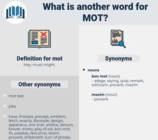 mot, synonym mot, another word for mot, words like mot, thesaurus mot