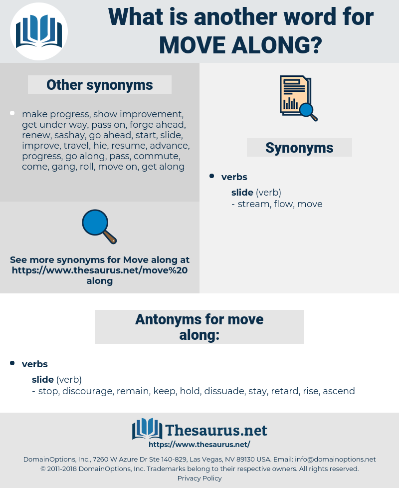move along, synonym move along, another word for move along, words like move along, thesaurus move along